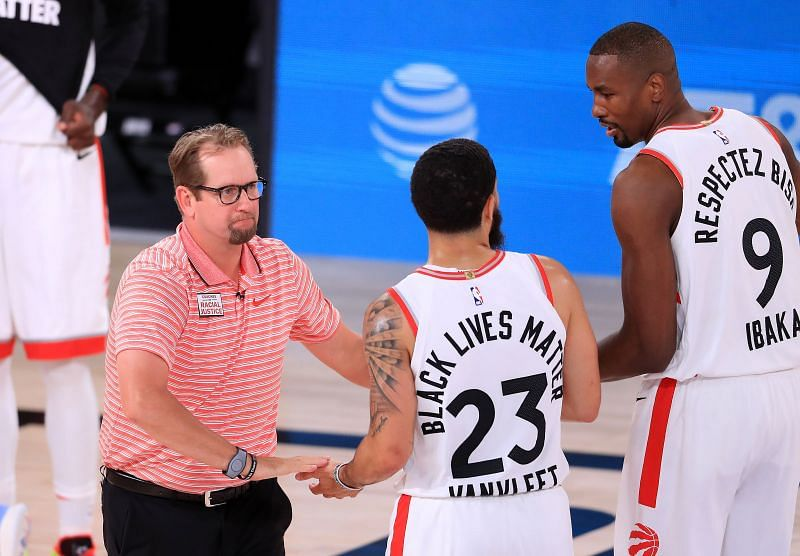 NBA Trade Rumors - Fred VanVleet could make the New York Knicks a better landing spot for future free agents