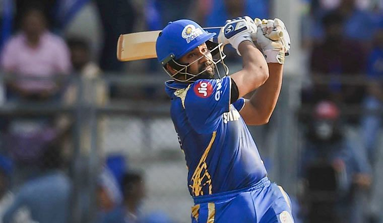 Rohit Sharma might find himself at No. 3 in IPL 2020