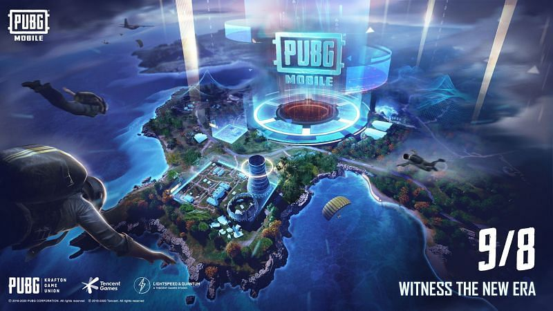 PUBG Mobile 1.0: Erangel 2.0 global release time revealed (Image Credits: PUBG Mobile / Discord)