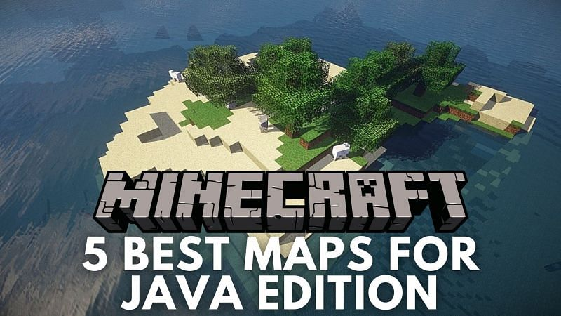 5 best Minecraft maps for Java Edition