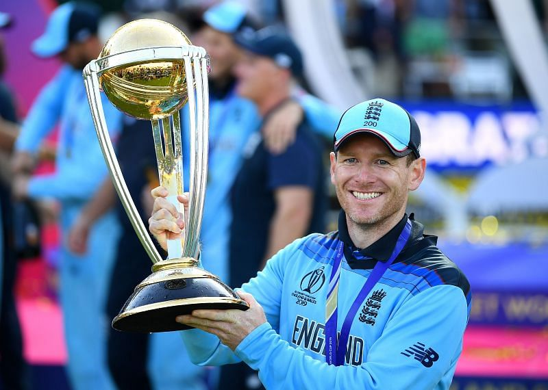 Eoin Morgan has taken England to new heights in white-ball cricket