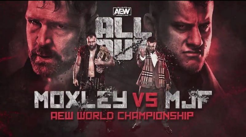 AEW All Out 2020 will be headlined by Jon Moxley defending the AEW World Title against MJF.
