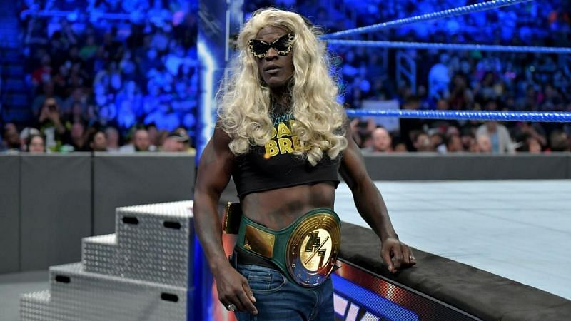 R-Truth became synonymous with the 24/7 Championship