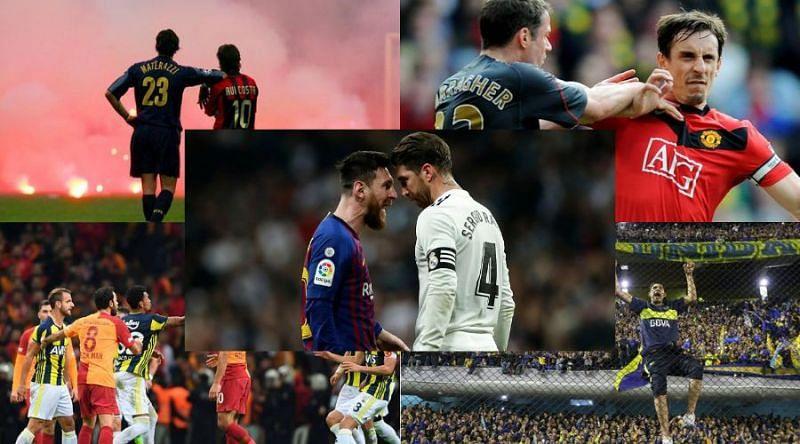 Classic Rivalries!