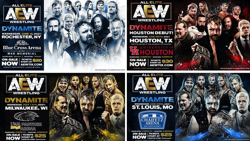 AEW has announced changes to it