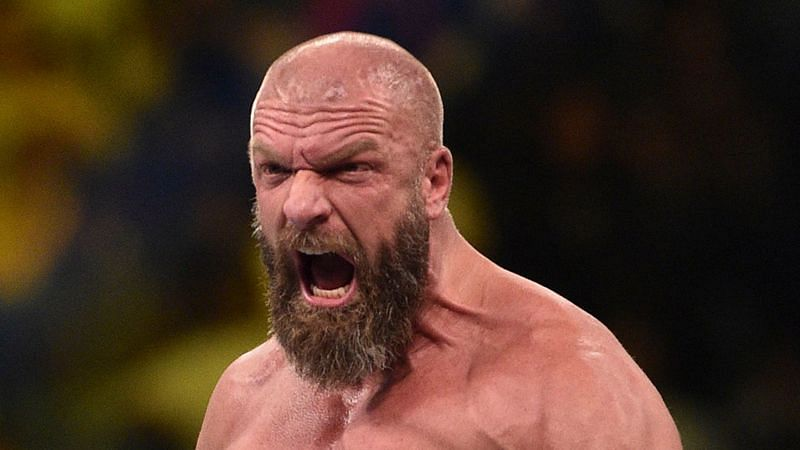 Triple H allegedly was not happy after he refused Triple H