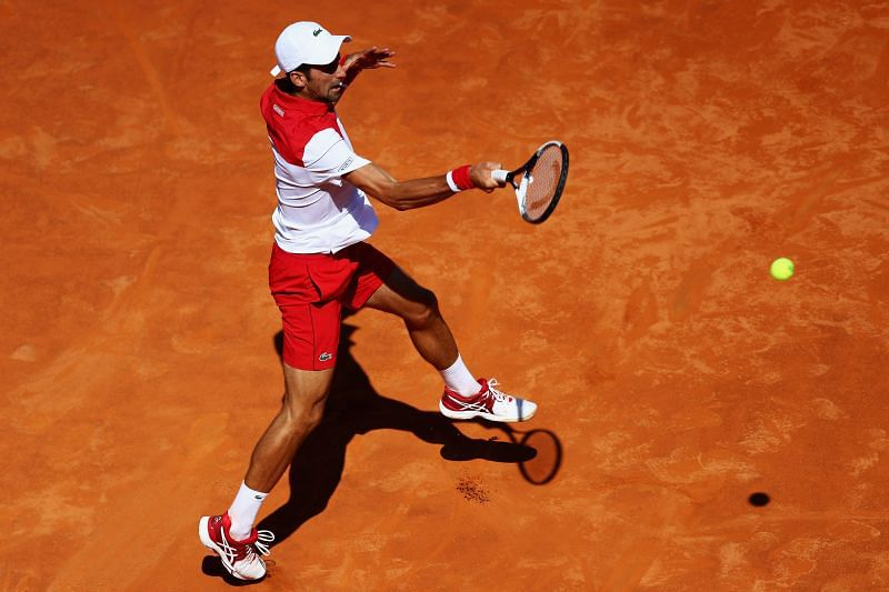 Novak Djokovic will now compete in the Rome Masters competition.