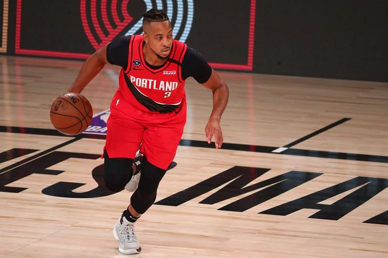 CJ McCollum comes in at number 10