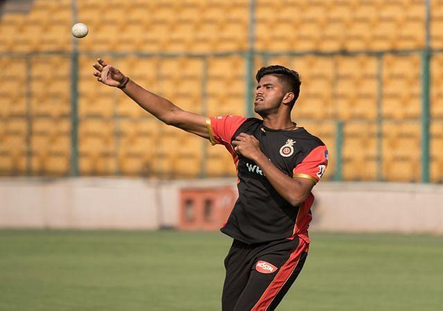 Washington Sundar lends great balance to the RCB side
