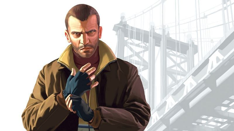 Niko Bellic, the protagonist of GTA 4 (Image Credits: GamesRadar)