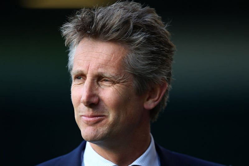 Edwin van der Sar is currently the chief executive officer at Ajax