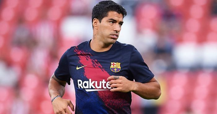 Suarez has signed a two-year deal with Atletico Madrid