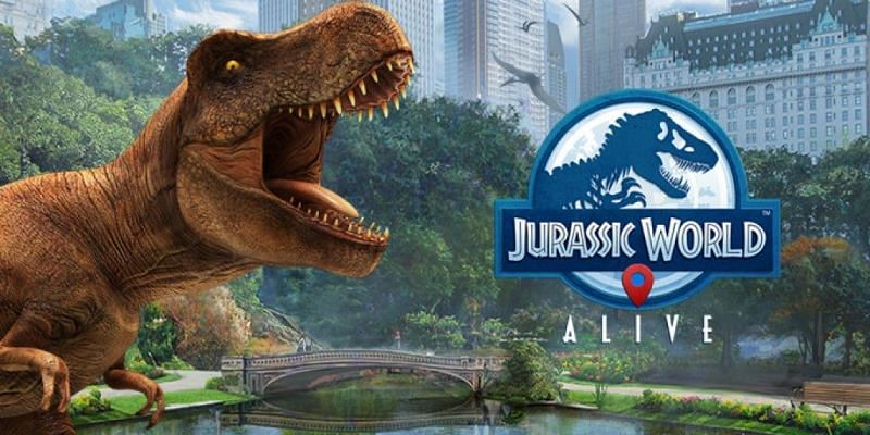 Jurassic World Alive (Image credits: Ludia Inc)