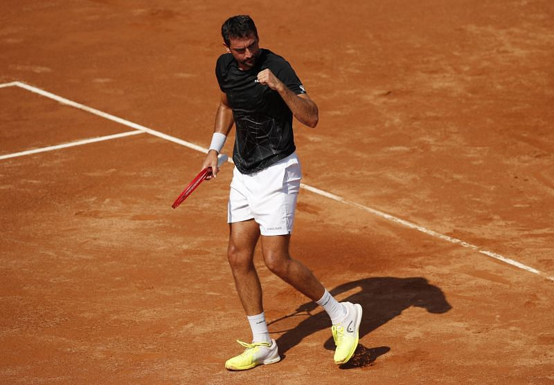 Marin Cilic rediscovered his lost form against David Goffin