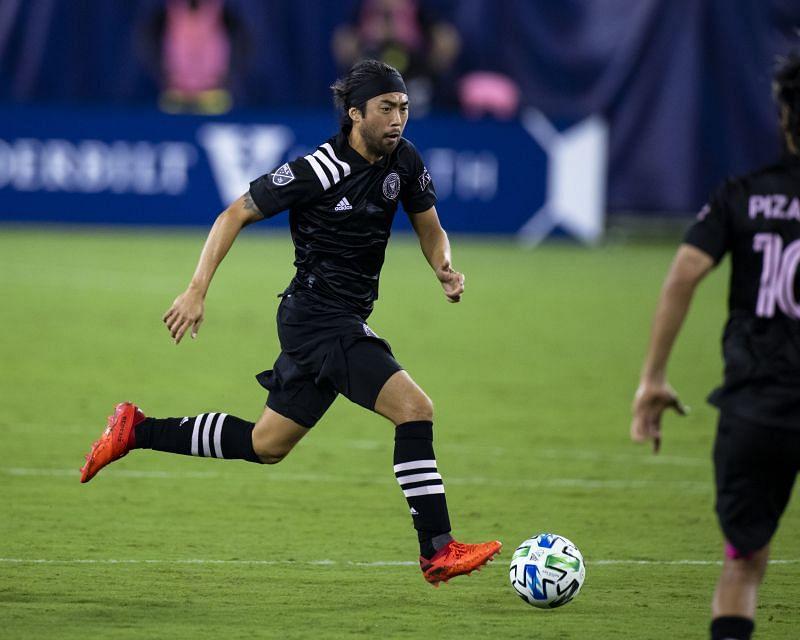 Inter Miami CF travel to Atlanta United on Sunday