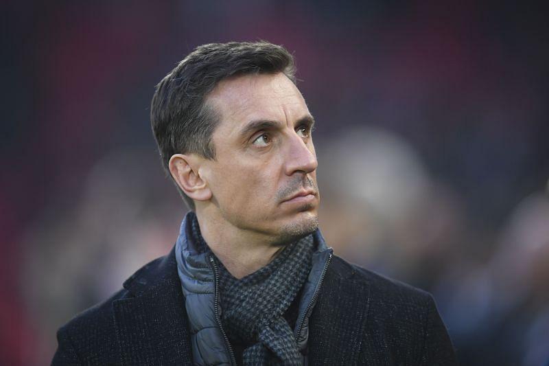 Former Manchester United captain Gary Neville