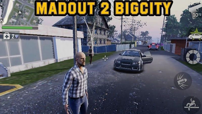 MadOut 2 BigCity. Image: Real Gaming World (YouTube).
