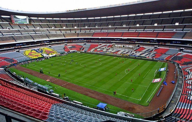 Azteca Stadium, Mexico City