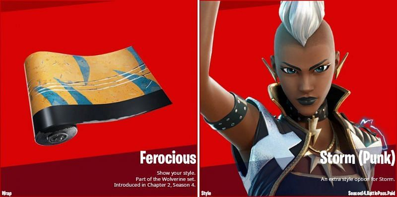 These items can be earned by completing Week 4 challenges of Fortnite (Image credits: Firemonkey)