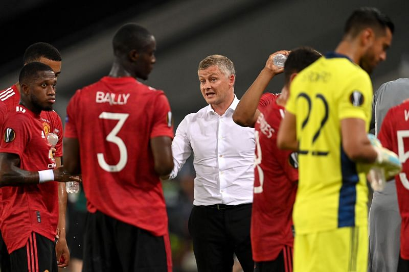 Solskjaer would have wished for a better start to the season for United