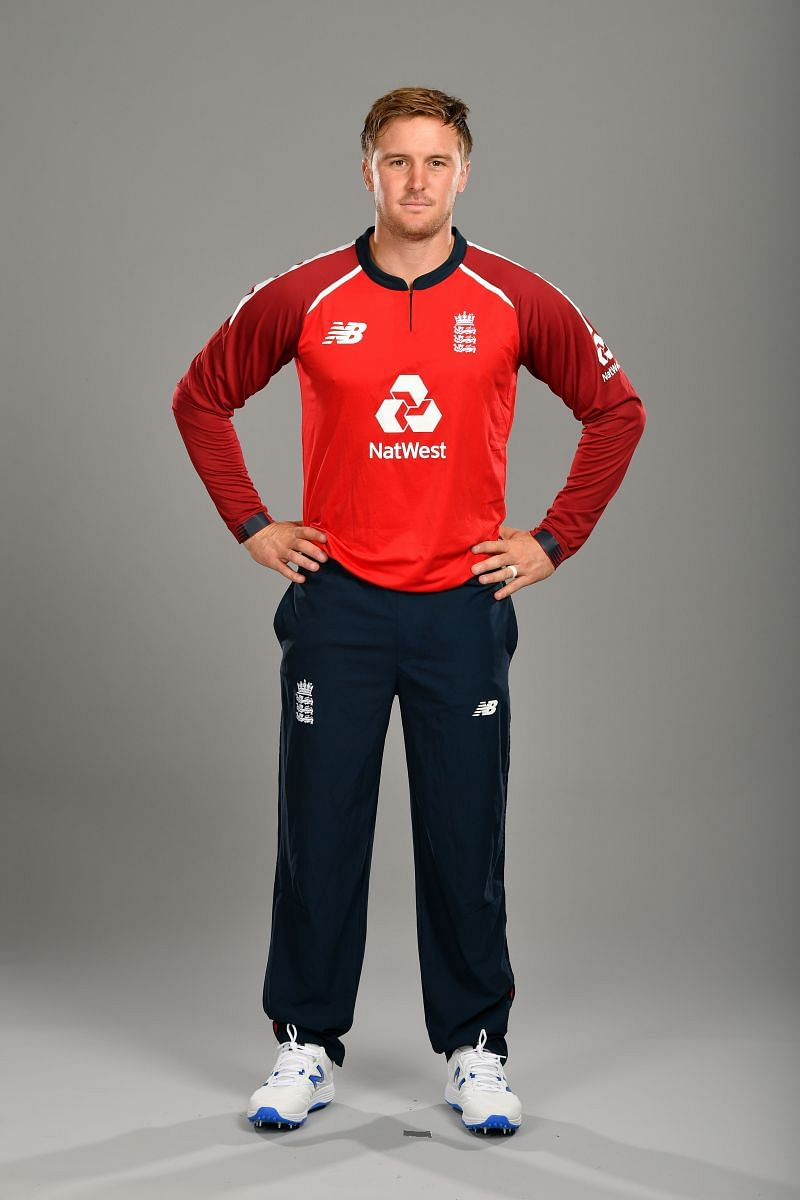 England T20 Portrait Session