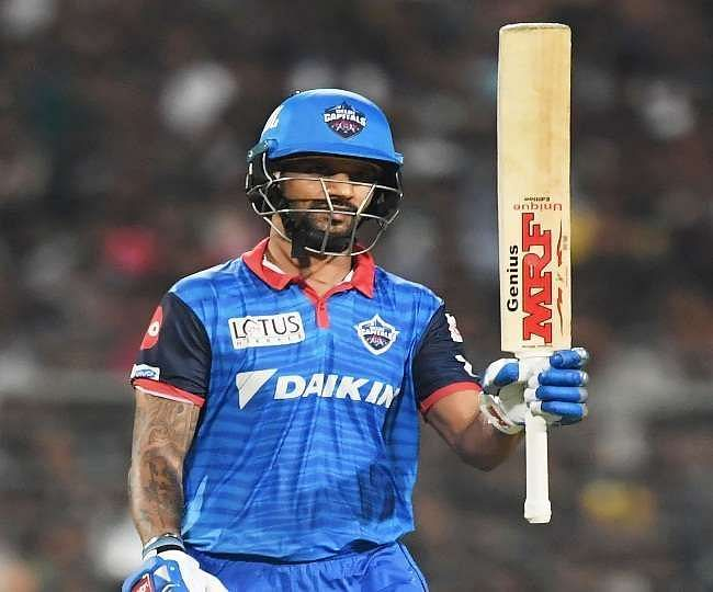 Dhawan seems to be in good nick ahead of IPL 2020