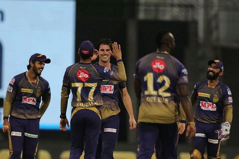 Kolkata Knight Riders stuck to their strengths against SRH
