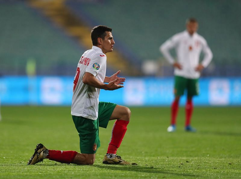 Bulgaria will look to record a victory at home
