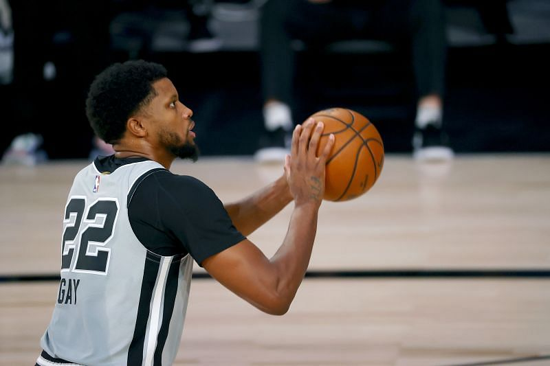 Rudy Gay could be just the player the LA Clippers need next season.