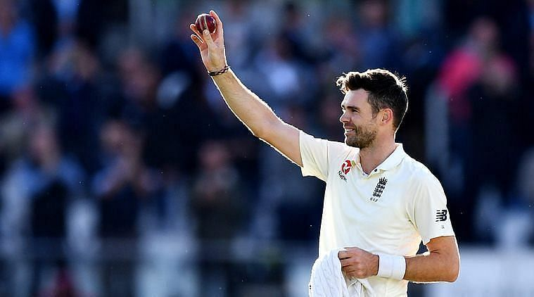 Jimmy Anderson is now the highest Test wicket-taker among fast bowlers