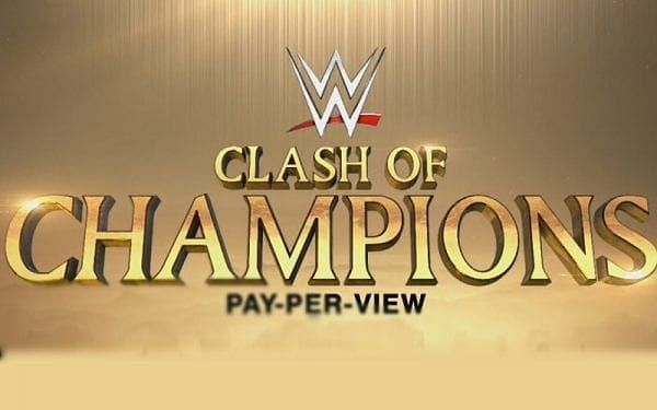 WWE Clash of Champions is the next PPV for the company.
