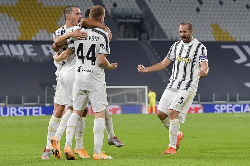 Juventus 3 0 Sampdoria Five Talking Points As New Manager Andrea Pirlo Makes A Winning Start Serie A 2020 21