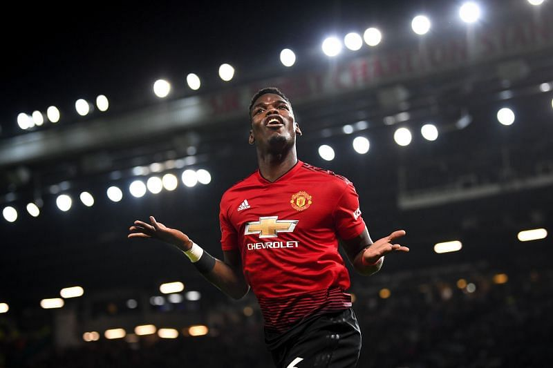 Manchester United star Paul Pogba was once the most expensive player in the world