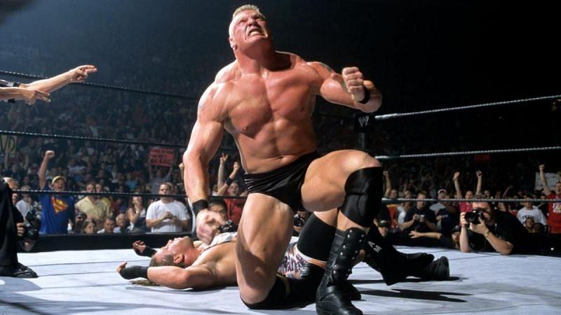 Brock Lesnar vs RVD