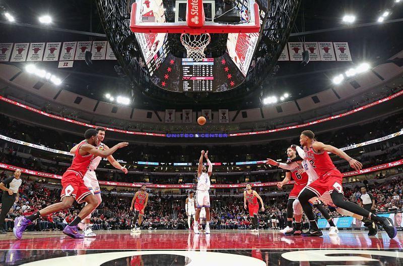Oklahoma City Thunder vs Chicago Bulls