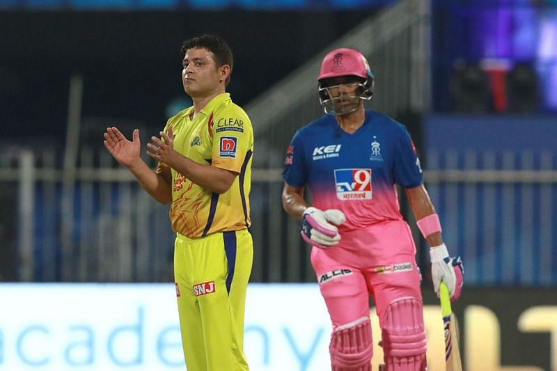 Piyush Chawla was released by CSK recently