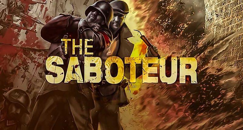 The Saboteur. Image Credits: mspoweruser