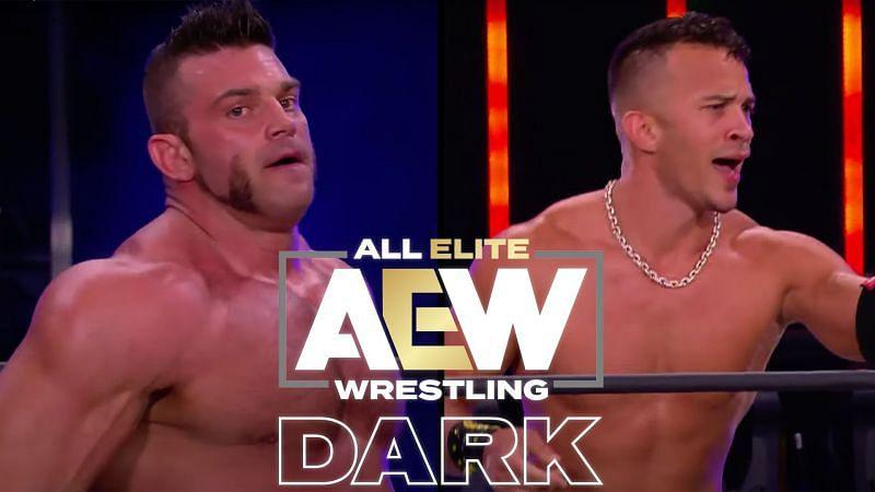AEW Dark Results: Ricky Starks main events as Team Taz