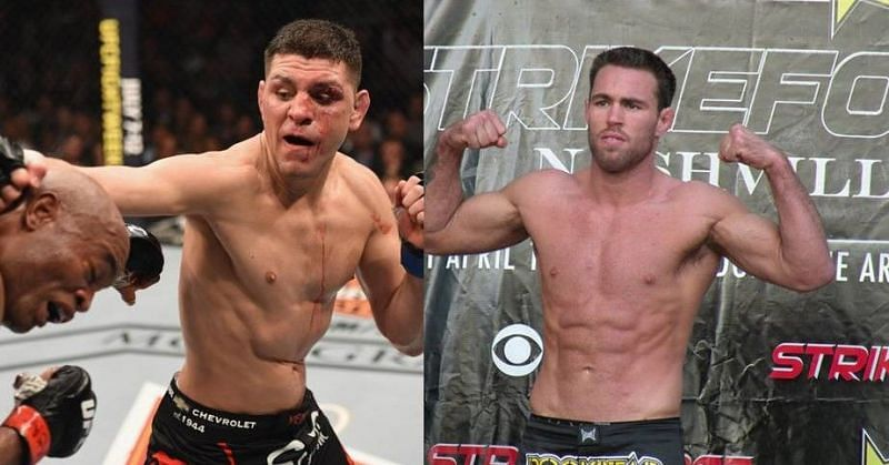 Nick Diaz and Jake Shields are known for their hard work and grueling training regimes