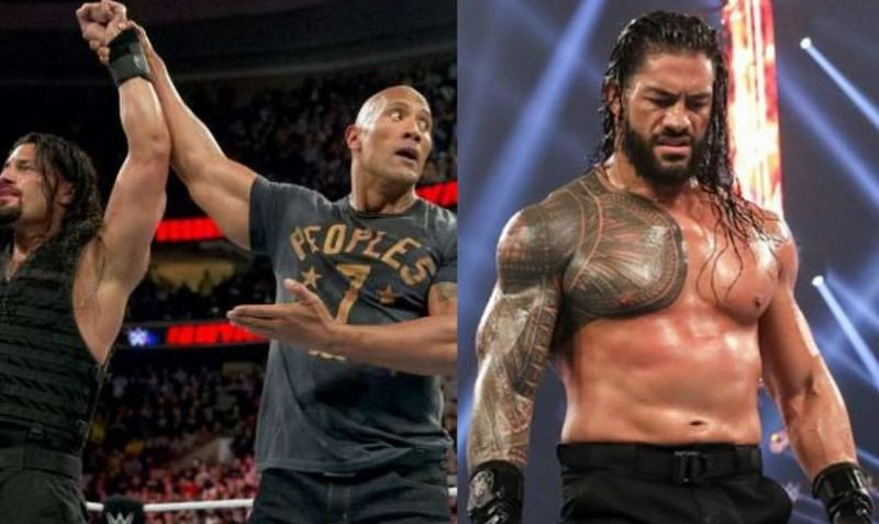The Rock and Roman Reigns is a match that needs to happen at the biggest stage