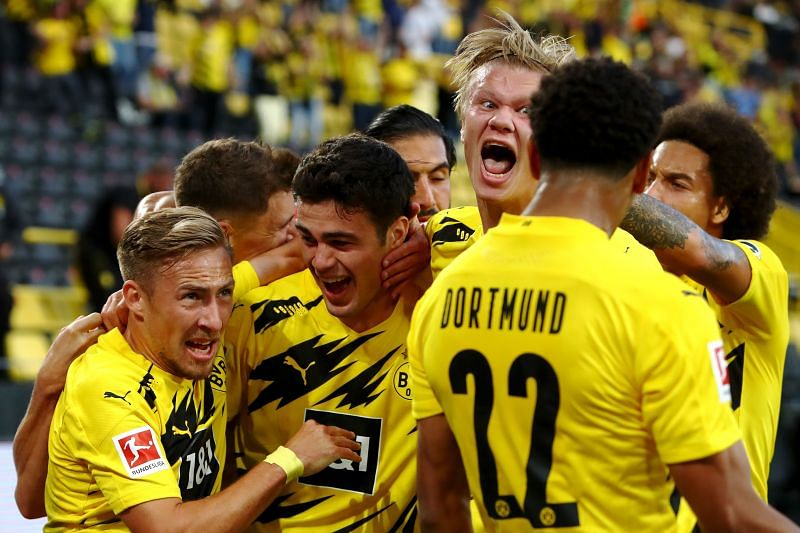 Borussia Dortmund have a young team