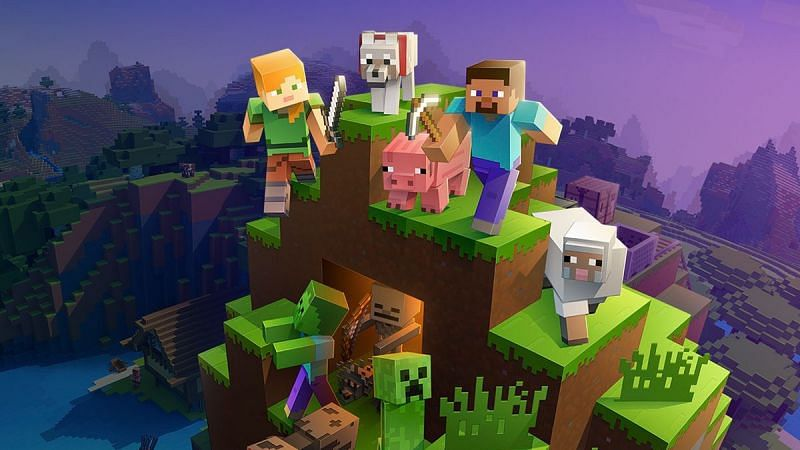 Minecraft (Image credits: Polygon)