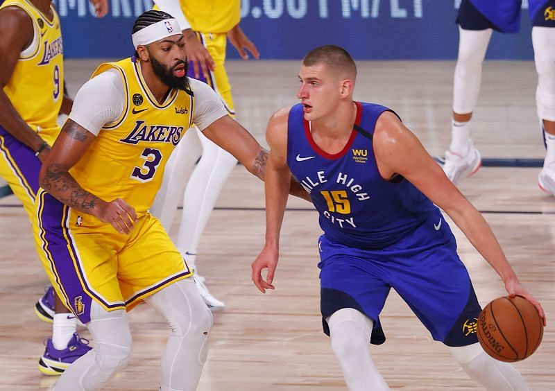 Denver Nuggets v Los Angeles Lakers - Game One