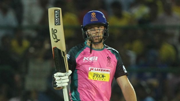 Brad Hogg is of the opinion that Rajasthan Royals will dearly miss the services of Jos Buttler in their IPL 2020 opener