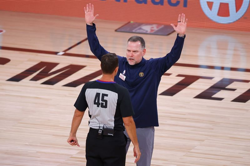 NBA News Update: Mike Malone felt that the referees did not assist them like they did the LA Lakers
