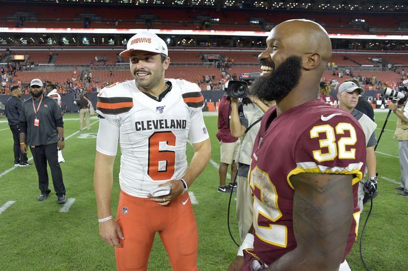 Washington Redskins v Cleveland Browns
