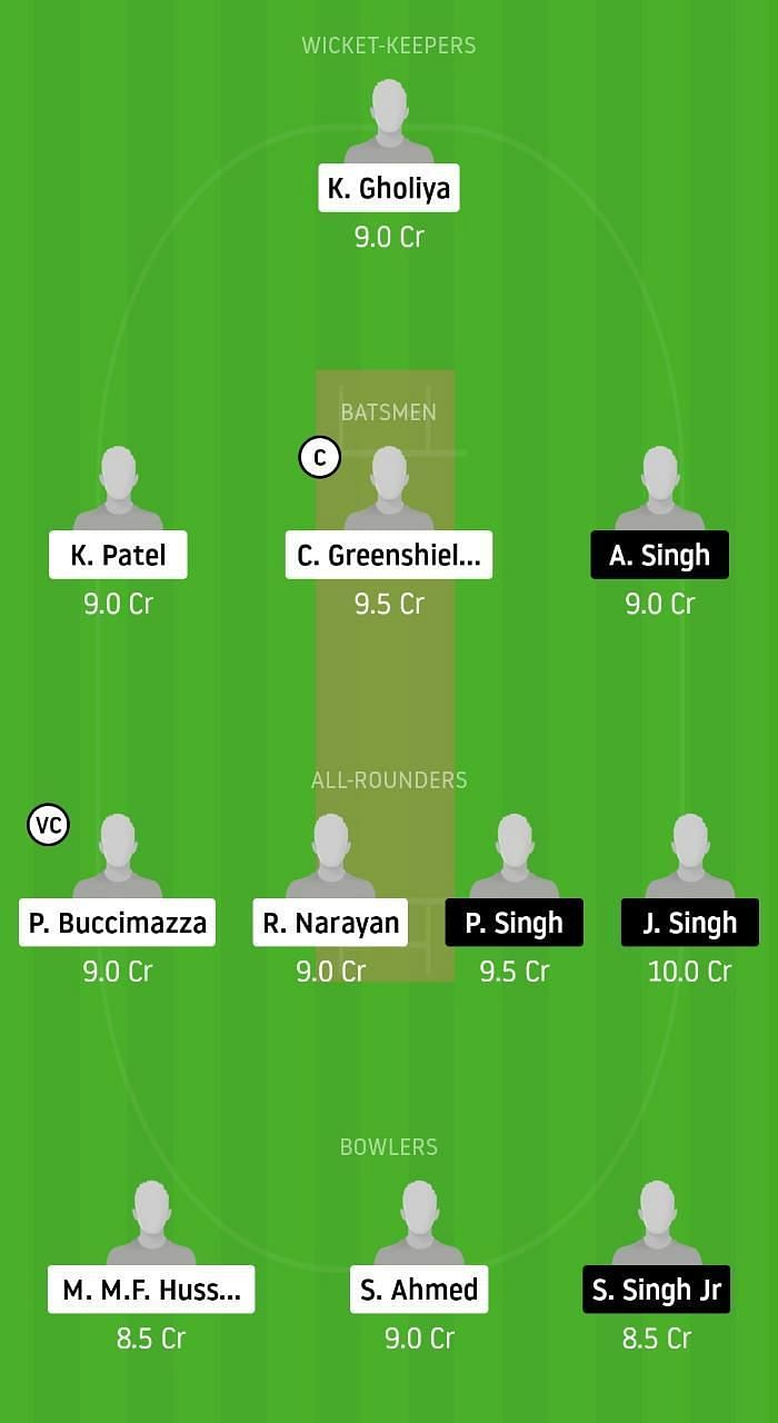 OEI v RCCL Dream11 Team Prediction