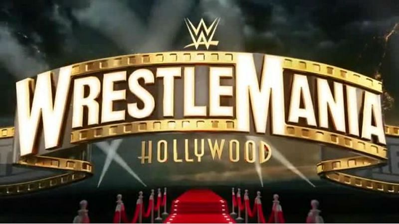 The official poster for WrestleMania 37