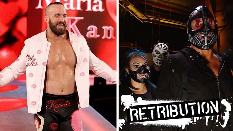 Mike Bennett has shared his thoughts on RETRIBUTION