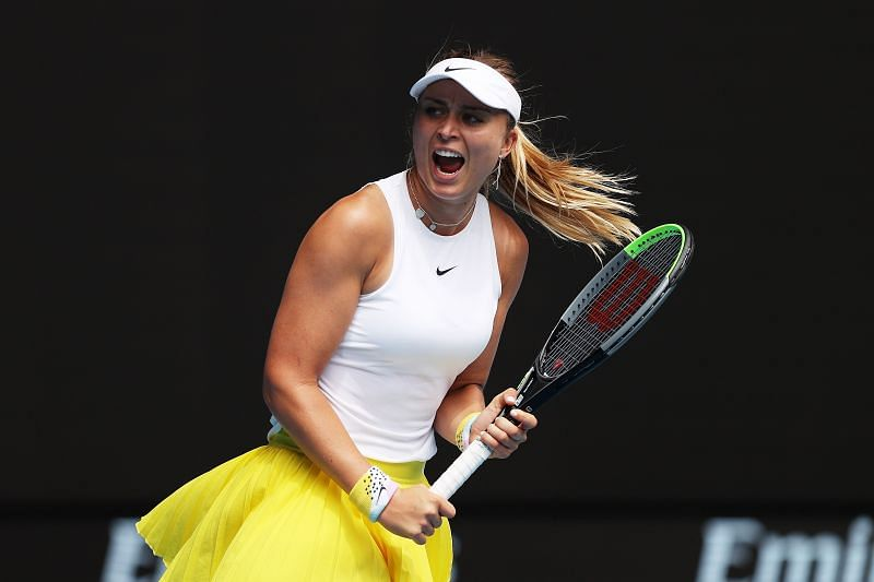 Paula Badosa reached the semi-finals of the WTA event in Istanbul recently.